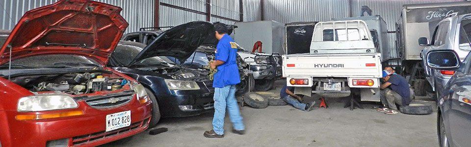 Taller de Mecánica en Managua - Taller Bonilla