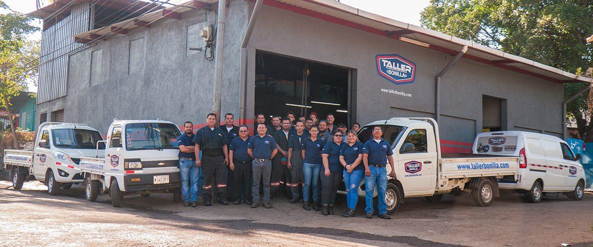 Taller Bonilla. Mecánico y de Torno en Managua