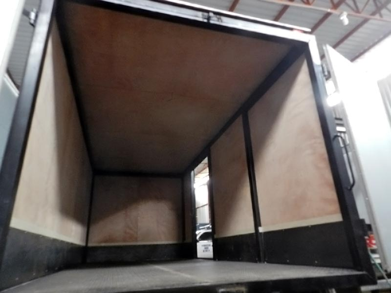 Elaboración de cajones para carga seca en Managua - Taller Bonilla