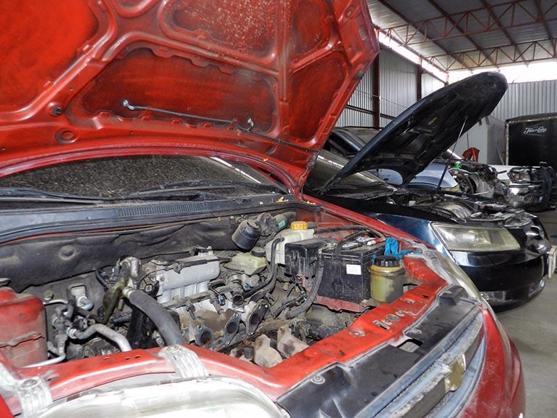Reparación de motor y sistema eléctrico en Managua - Taller Bonilla