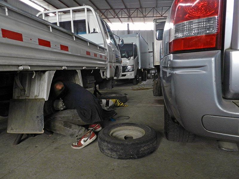 Reparación de frenos en Managua - Taller Bonilla