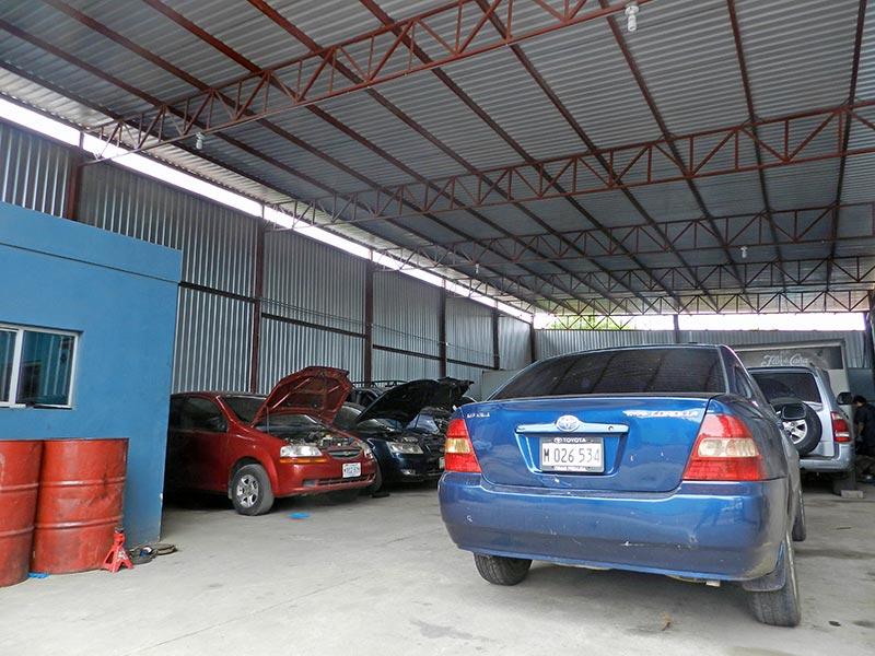 Taller de mecánica automotriz en Managua - Taller Bonilla
